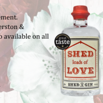 Shed One Gin