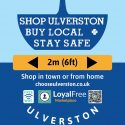 Ulverston Launches Shop Local, Stay Safe Campaign