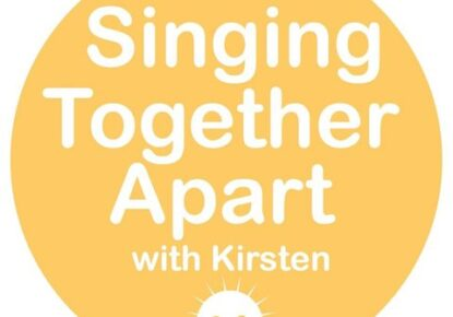 Singing Together Apart – a.k.a. Feel Good Singers