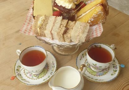 Vintage Bakes – Afternoon Tea Delivery