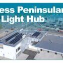 Blue Light Hub Opens Today