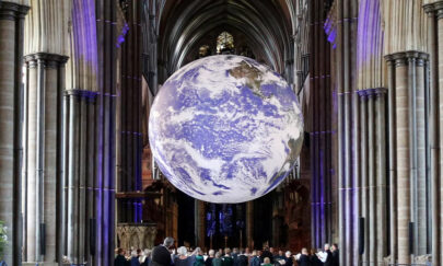 Our Earth event at The Coro